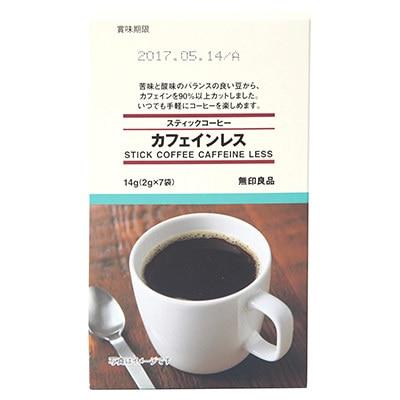低咖啡因即溶咖啡粉/7入