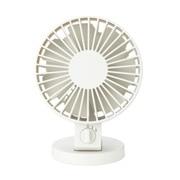 Usb Desk Fan (low Noise),white S16