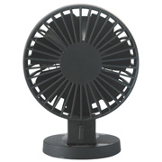 Usb Desk Fan (low Noise) ,black S16