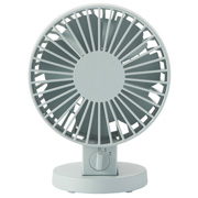 Usb Desk Fan (low Noise) ,blue S16
