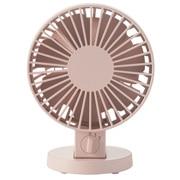 Usb Desk Fan (low Noise) ,pink S16