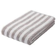 Ogc Blend Soft F/towel Lt Gry Stripe 16aw