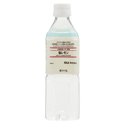PET鹹檸檬水500ml