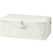 Ct Linen Poly Softbox Clothes Case L
