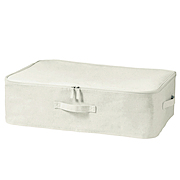 Ct Linen Poly Softbox Clothes Case S