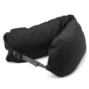 Fitting Neck Cushion Charcoal Gray A16