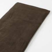 あたたかファイバーベロア敷ふとんシーツ・ゴム付き・D/ブラウン/140×210cm用の商品画像