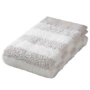 *ogc Ct Gauze Pile Soft F/towel Lt Bn Border