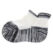 R/a Stretchy Sneaker-in Tabbed Col Contrast Socks 15-18cm Ny
