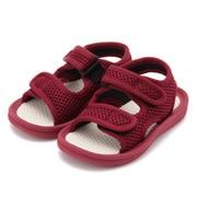 Mesh Beach Sandals (baby) Red 13cm