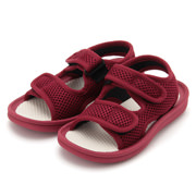 Mesh Beach Sandals (kids) Red 16cm