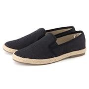 Espadrille Slip-on Shoes Blue S