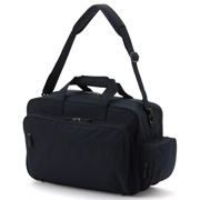 Boston Bag With Shoulder Belt L (carry On) Navy