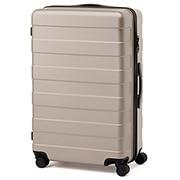 Hard Carry Bag(87l) W Stopper & Adjustable Carry-bar Beige