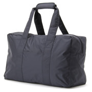 Paraglider Cloth Boston Bag With Pouch Navy