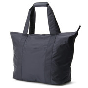 Paraglider Cloth Foldable Tote Bag With Pouch Navy