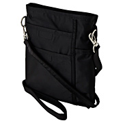 Mini Shoulder Bag With Pen-holder Blk