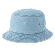 Organic Cotton Denim Hat Blue