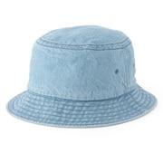 Organic Cotton Denim Hat Blue