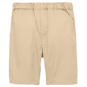 High Density Weeve Half Pants Light Beige 80