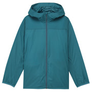Paraglider Cloth Windbreaker Aqua Blue S