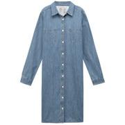 Ogc Denim Dress Blue S