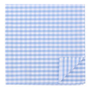 Ogc Gingham Chk Handkerchief Lght Blue