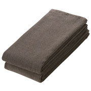 Wrap&tie Towel Long Ex Thin Brn 2pcs