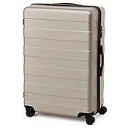 Hard Carry Bag(104l) W Stopper & Adjustable Carry-bar Beige