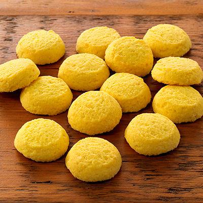 レモンのクッキー