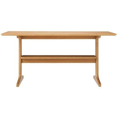 リビングでもダイニングでもつかえるテーブル・2/幅130×奥行65×高さ60cmの写真