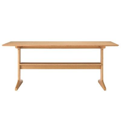 リビングでもダイニングでもつかえるテーブル・3/幅150×奥行80×高さ60cmの写真