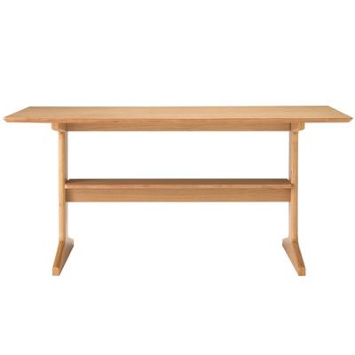 リビングでもダイニングでもつかえるテーブル・4/幅130×奥行80×高さ60cmの写真
