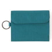Travel Wallet Aqua Blue