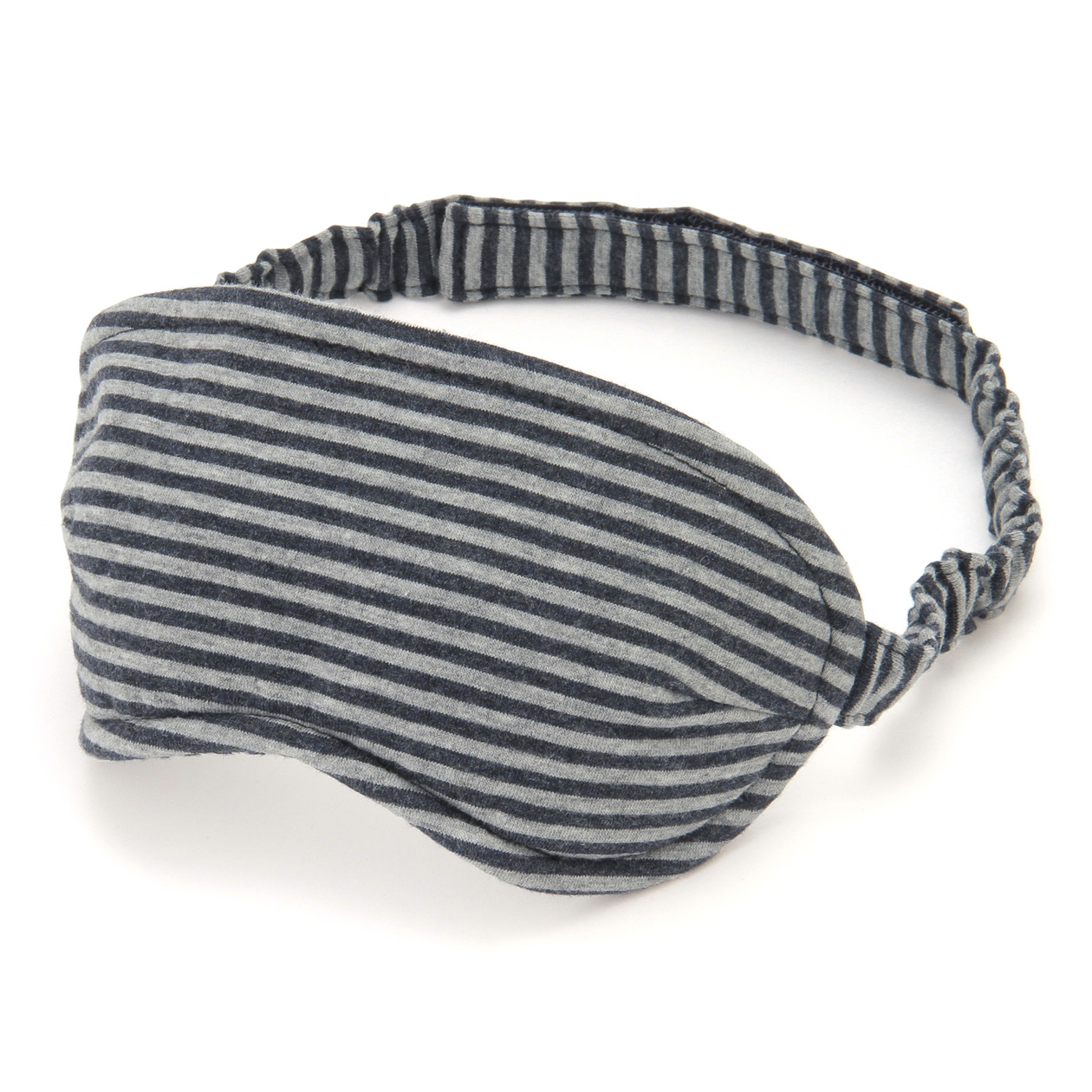 Eye Maske Navy Stripe