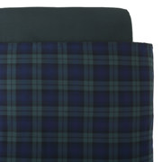 Organic Ct Flannel D/cover K Grnchk A17