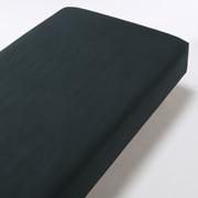 Organic Ct Flannel F/sheet Q Grn A17