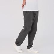 Ogc Flannel Pants Charcoal Gray S