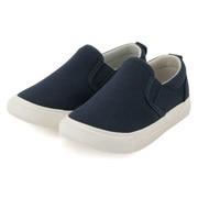 Water Repellent Ogc Slip On Sneaker Navy 13cm