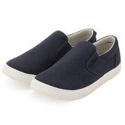 Water Repellent Ogc Slip On Sneaker Navy 16cm