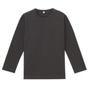 Everyday Kidswear Ogc L/s Tshirt Char.gray 110