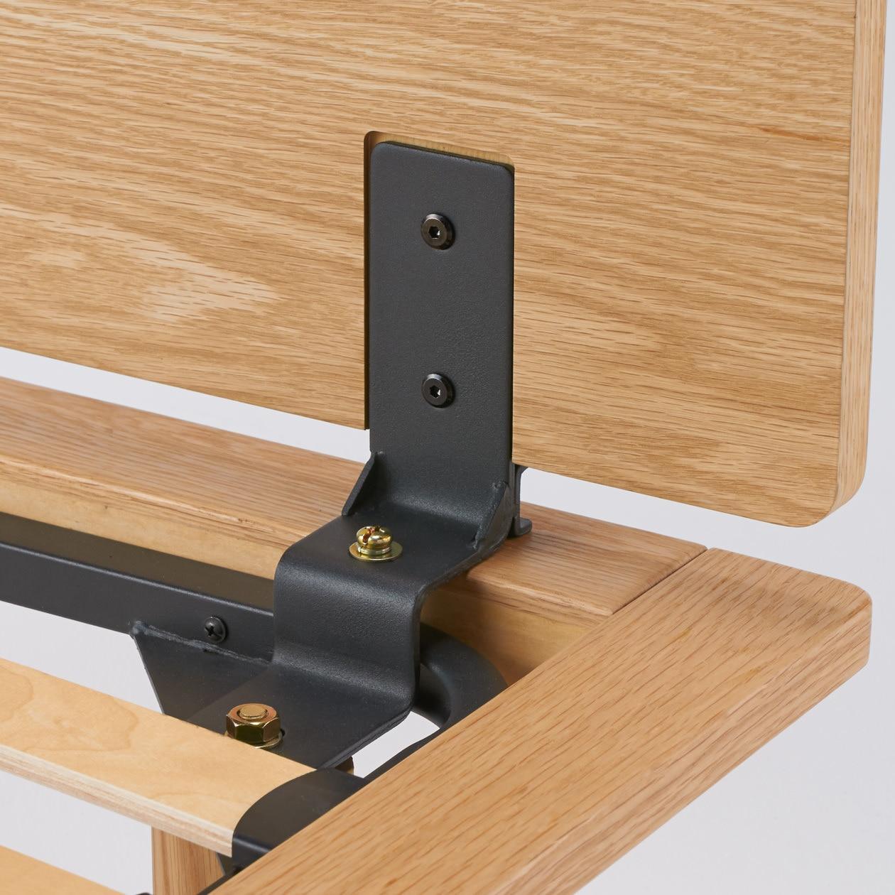 橡木床头板