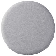 Urethane Foam Low Repulsion Flat Cushion Rd Gry 16aw