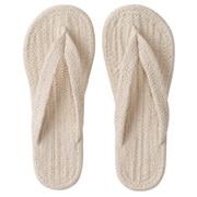 Indian Ct Room Sandal M Ecru S17