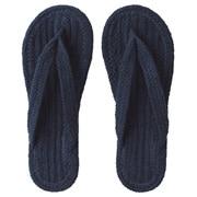 *indian Ct Room Sandal L Nvy S17