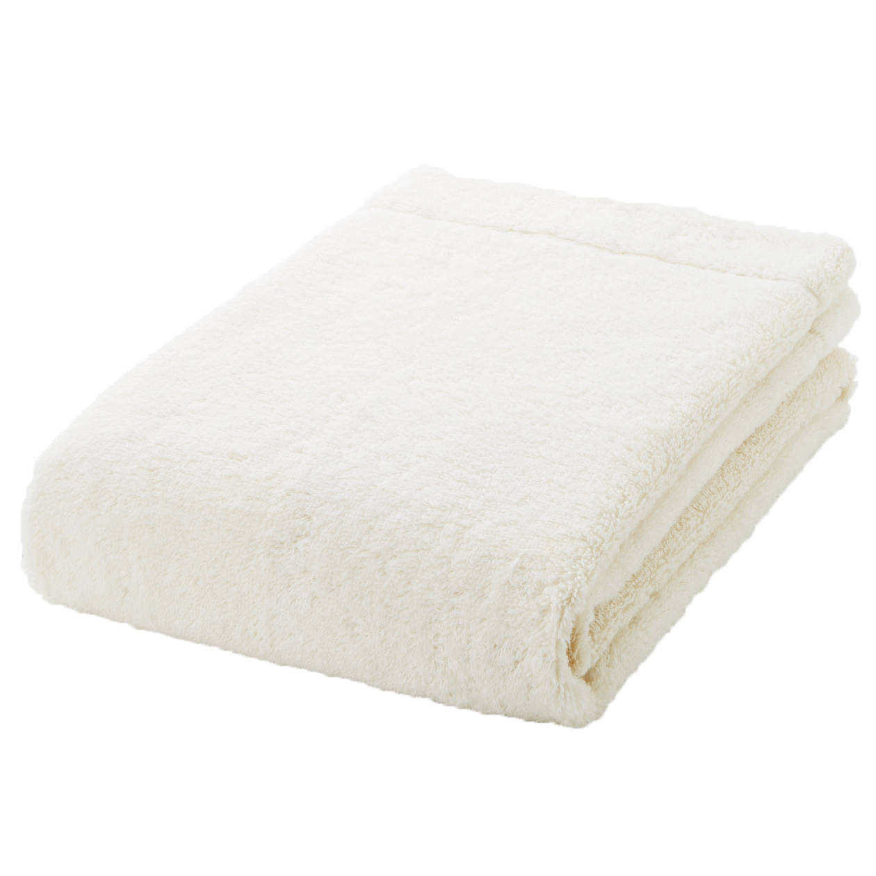 ecru medium Small Bath towel