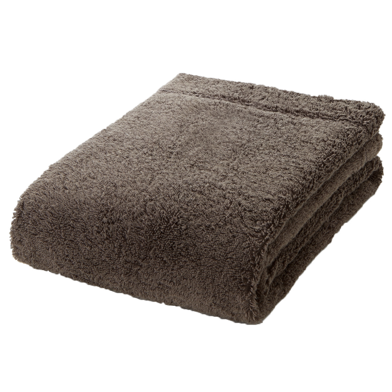 brown medium Small Bath towel