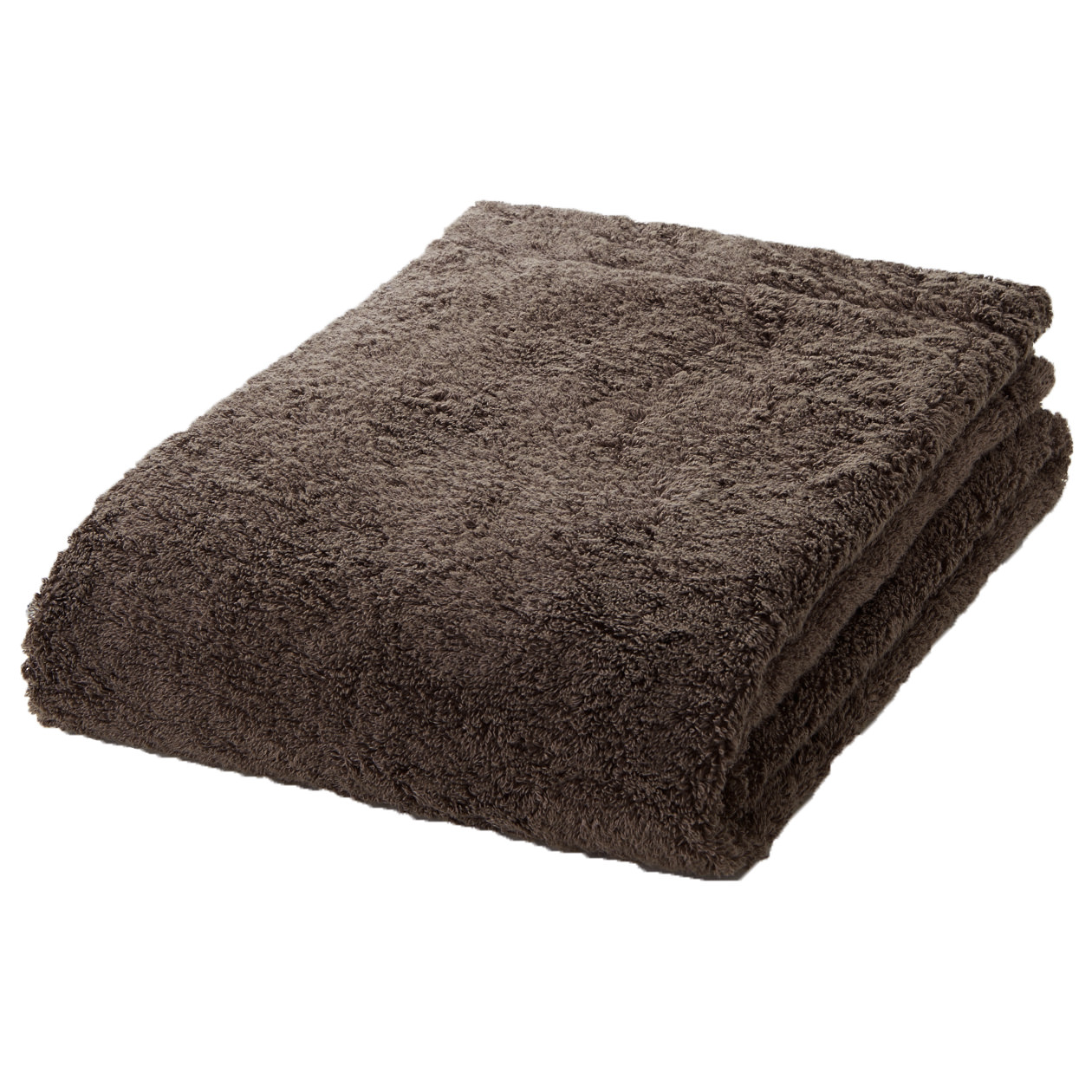 brown medium Bath towel