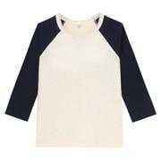 Everyday Kidswear Ogc Slab Color Combi4/5tshirt Navy 110