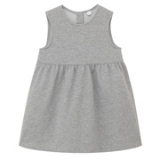 Ogc Mix Jumper Dress (baby) Gray 80